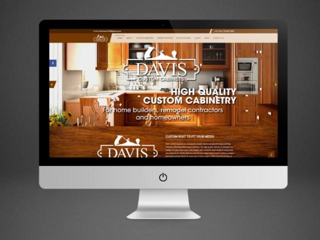 Davis Custom Cabinets