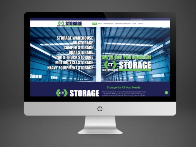 CT Services Storage