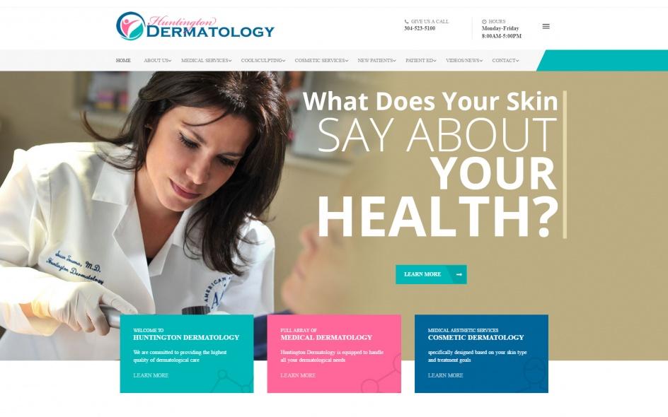 huntington-dermatology