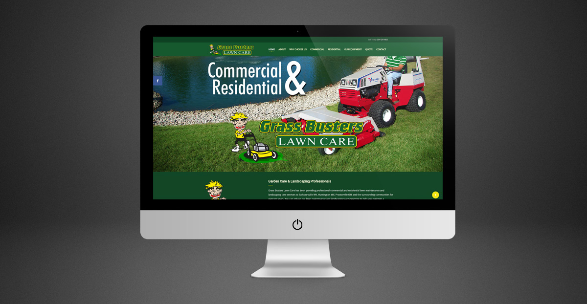 GRASS BUSTERS LAWN CARE