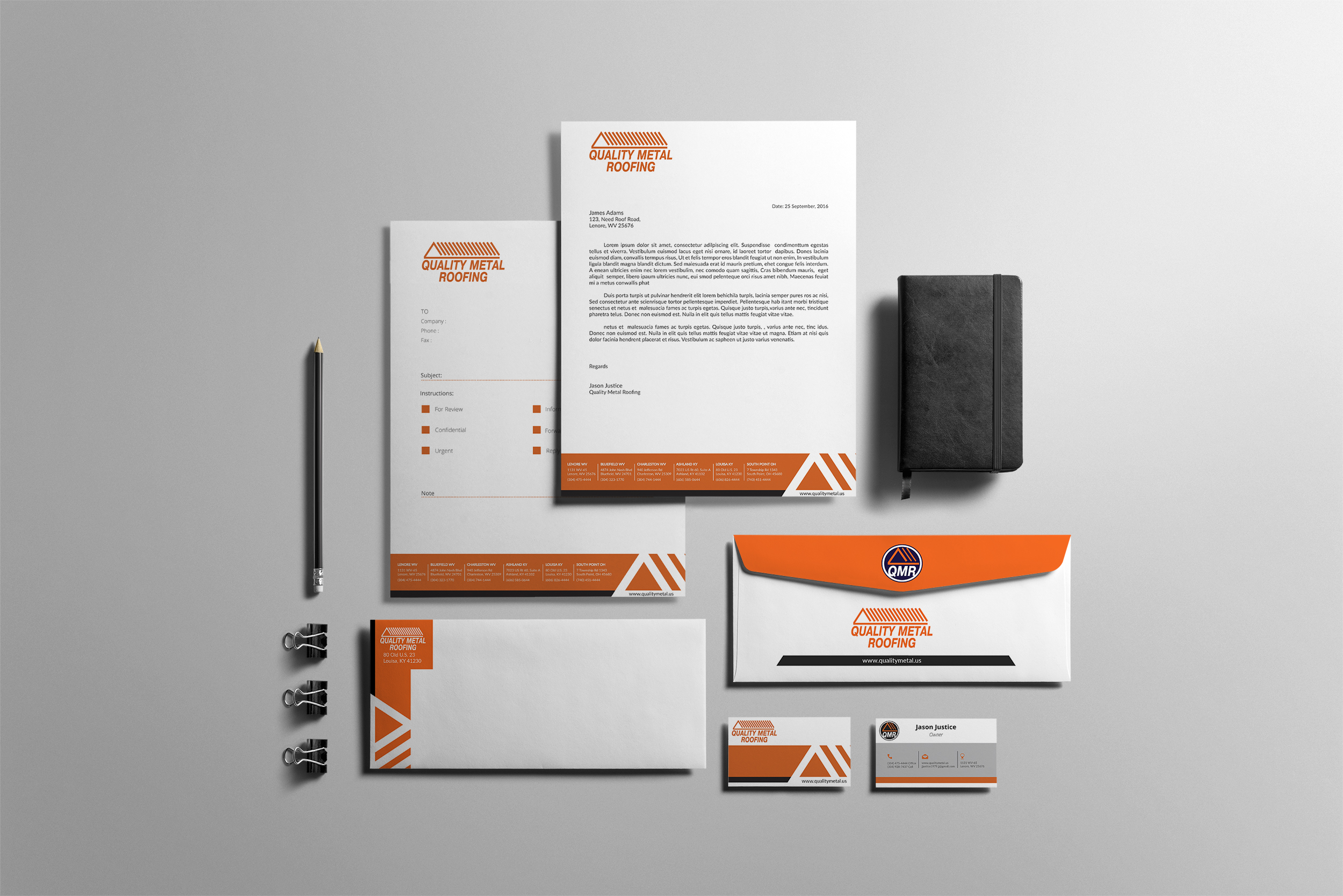 stationary design portfolio printing graphic designs ad agency