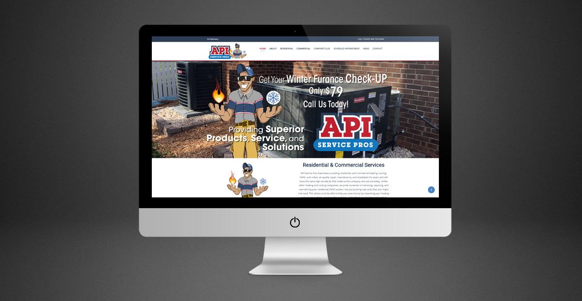 API SERVICE PROS