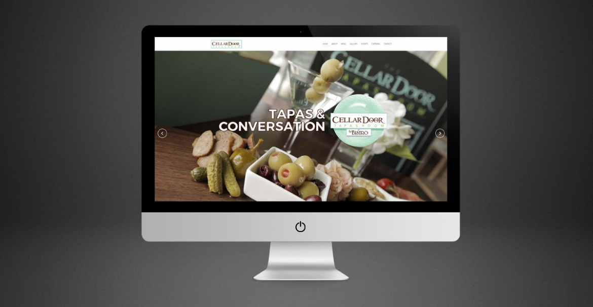 Cellar Door | GraFitz Group Network Website Designs