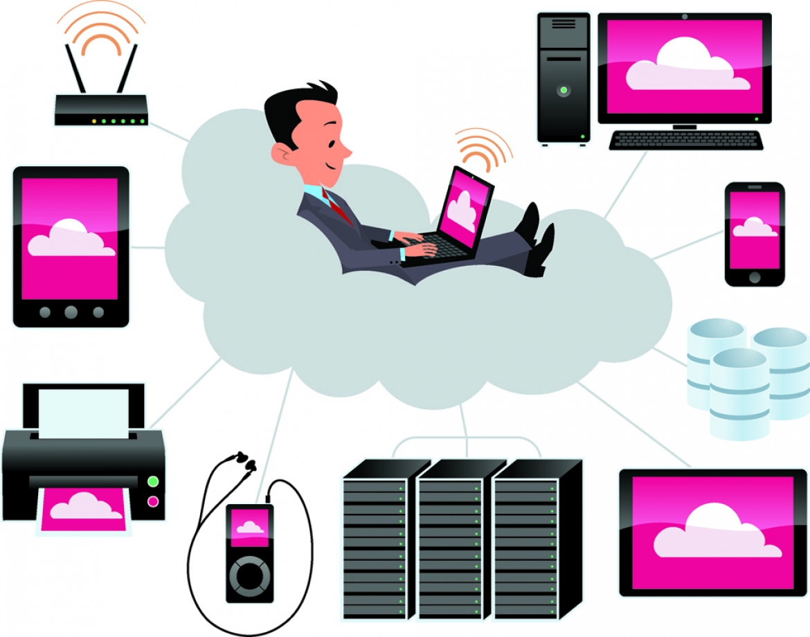 How to navigate cloud computing and storage | GraFitz Group Advertising Agency