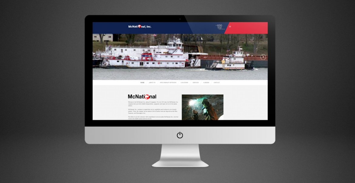 McNational, Inc | GraFitz Group Network Website Design