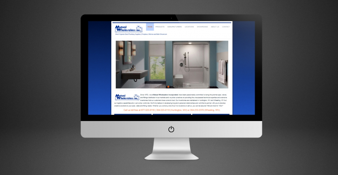 Mutual Wholesalers Incorporated | GraFitz Group Network Website Design