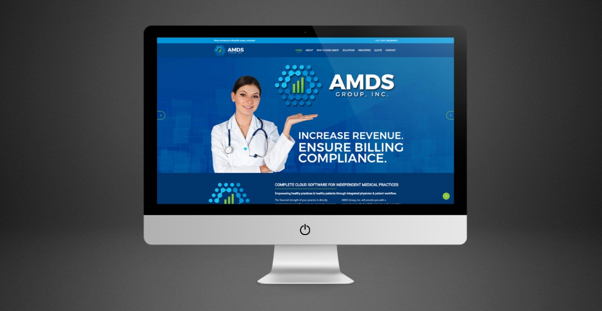 AMDS Group, Inc. | GraFitz Group Network Website Designs