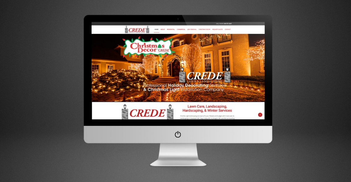 Crede Lawn & Landscaping | GraFitz Group Network Website