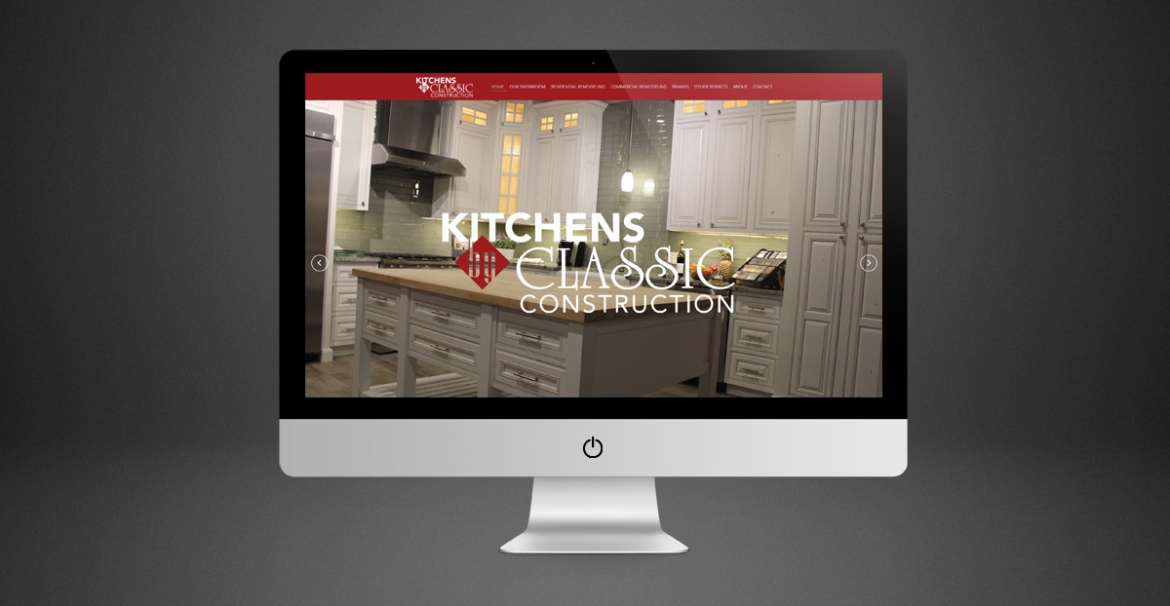 Kitchens by Classic | GraFitz Group Network Website Designs