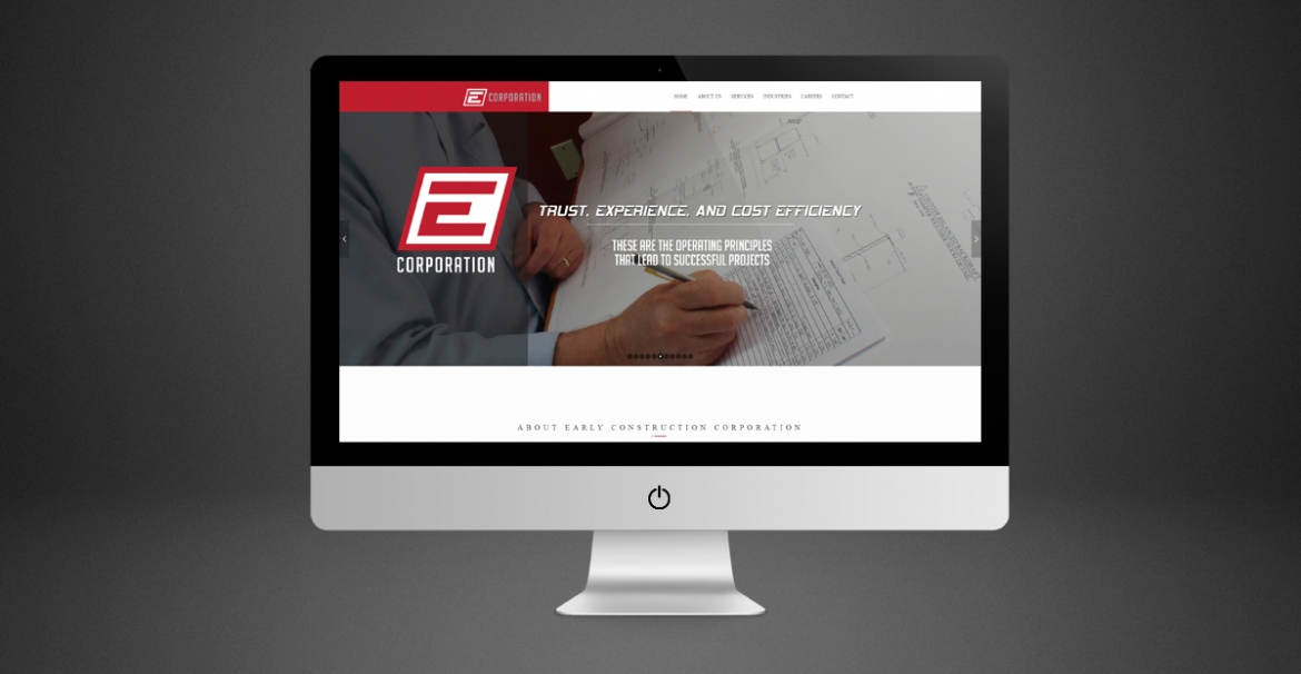Early Construction Company | GraFitz Group Network Website Design