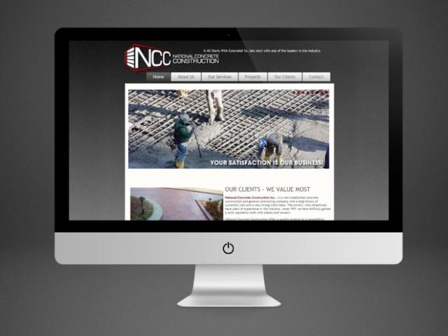 National Concrete Construction Inc.