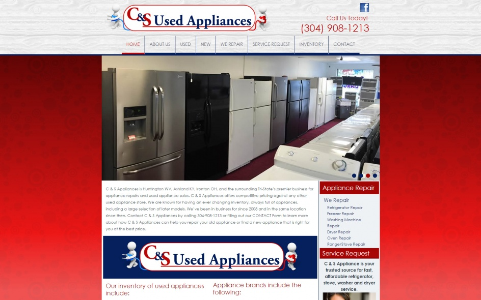 c-and-s-used-appliances