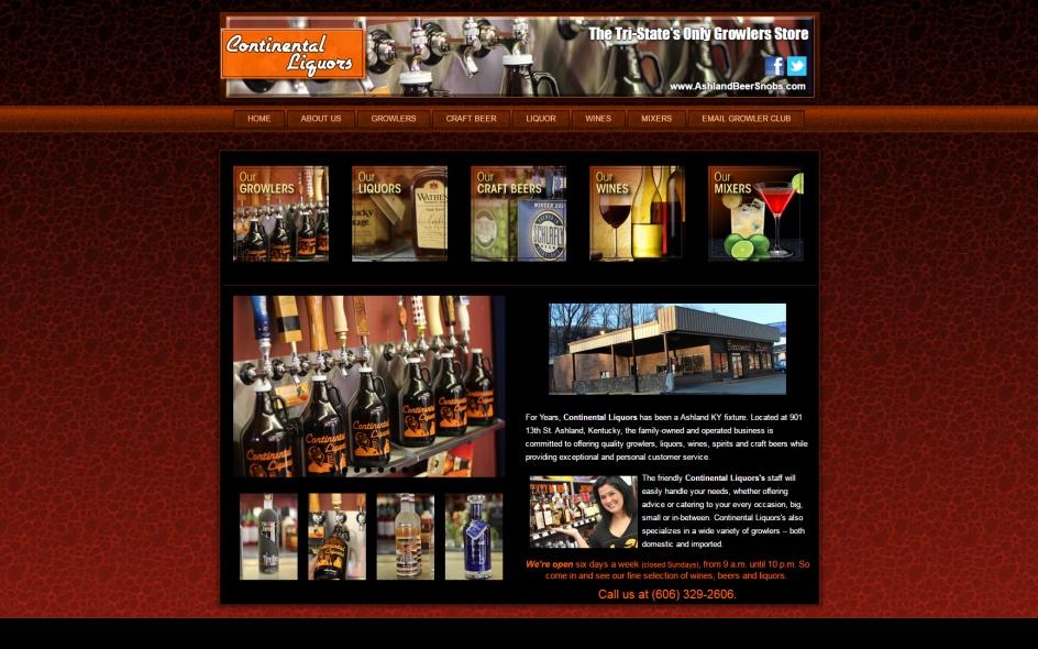 continental-liquors